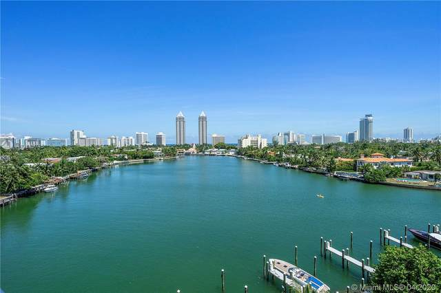 4701 Meridian #502, Miami Beach, FL 33140 (MLS #A10845745) :: Search Broward Real Estate Team