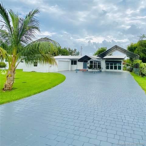 3210 Van Buren St, Hollywood, FL 33021 (MLS #A10846618) :: Castelli Real Estate Services