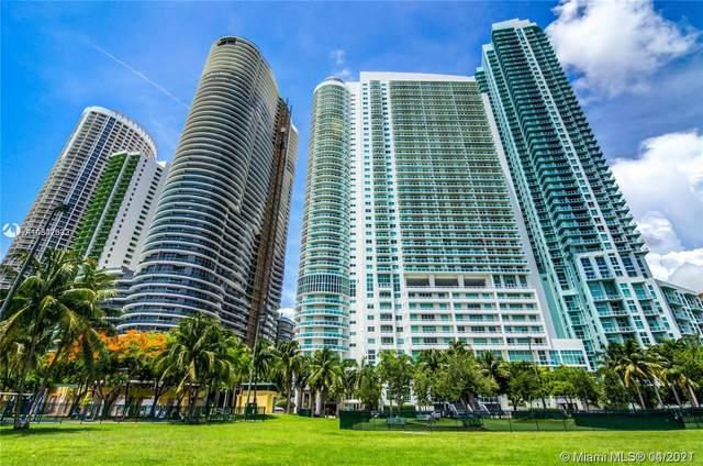 1800 N Bayshore Dr #1215, Miami, FL 33132 (MLS #A10847632) :: The Riley Smith Group