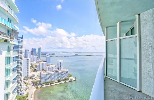 1900 N Bayshore Dr #4110, Miami, FL 33132 (MLS #A10850004) :: Team Citron