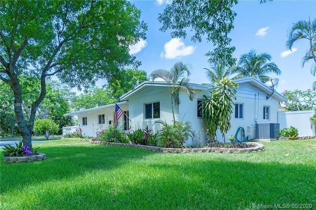 5881 SW 15th St, Plantation, FL 33317 (MLS #A10850143) :: Berkshire Hathaway HomeServices EWM Realty