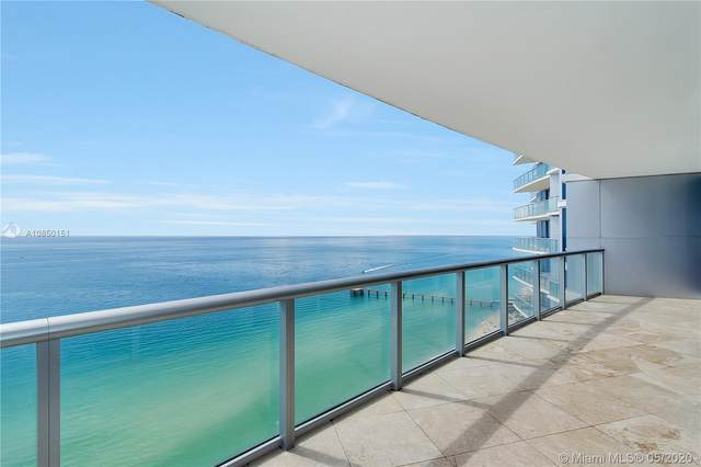 17001 Collins Ave #2807, Sunny Isles Beach, FL 33160 (MLS #A10850151) :: United Realty Group