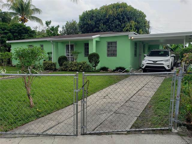 530 NW 194th St, Miami Gardens, FL 33169 (MLS #A10850334) :: ONE | Sotheby's International Realty