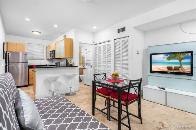 751 Collins Ave #6, Miami Beach, FL 33139 (MLS #A10850391) :: ONE Sotheby's International Realty