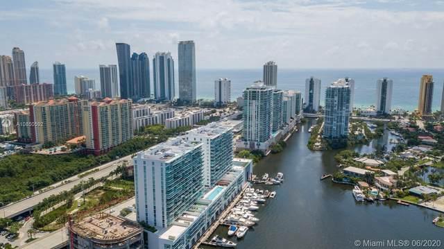 400 Sunny Isles Blvd #1721, Sunny Isles Beach, FL 33160 (MLS #A10850592) :: Grove Properties