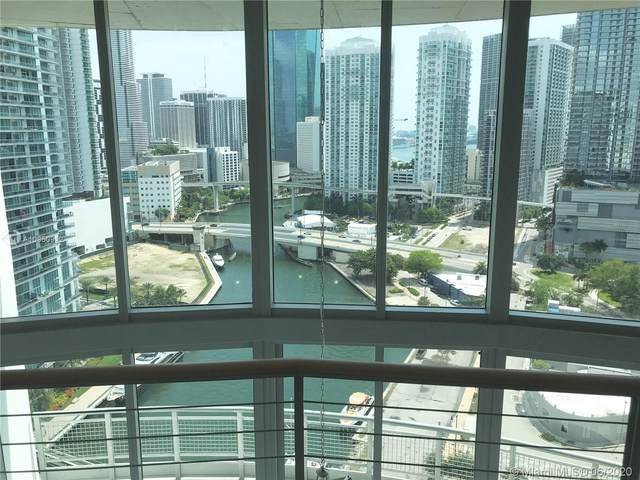 690 SW 1st Ct #2302, Miami, FL 33130 (MLS #A10850912) :: Berkshire Hathaway HomeServices EWM Realty