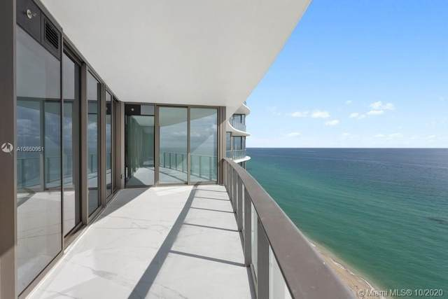 15701 Collins Ave #1404, Sunny Isles Beach, FL 33160 (MLS #A10850951) :: ONE Sotheby's International Realty
