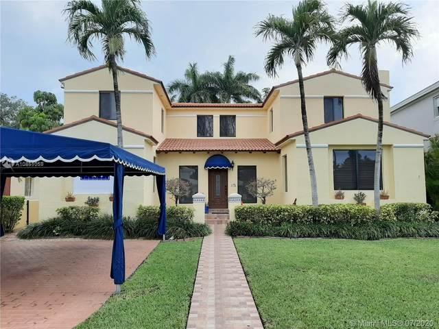 5970 Alton Rd, Miami Beach, FL 33140 (MLS #A10851059) :: The Riley Smith Group