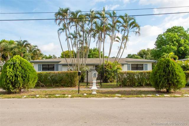 1873 NW 88th St, Miami, FL 33147 (MLS #A10851107) :: The Jack Coden Group