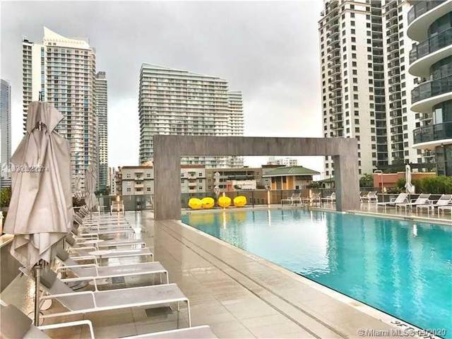 55 SW 9th St #3501, Miami, FL 33130 (MLS #A10851274) :: Re/Max PowerPro Realty