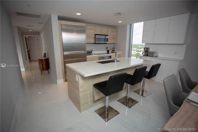 16385 Biscayne Blvd #1401, North Miami Beach, FL 33160 (MLS #A10851331) :: Podium Realty Group Inc