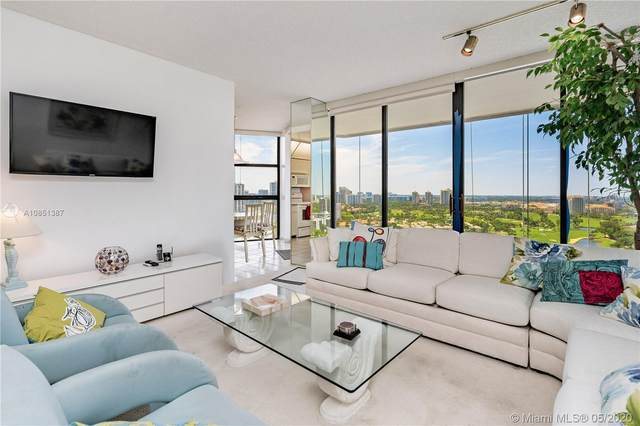 20281 E Country Club Dr #2109, Aventura, FL 33180 (MLS #A10851387) :: Ray De Leon with One Sotheby's International Realty