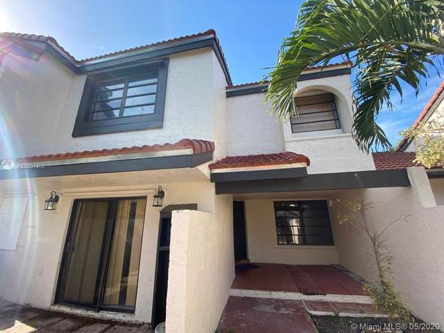 12368 SW 94th Ter #12368, Miami, FL 33186 (MLS #A10851400) :: THE BANNON GROUP at RE/MAX CONSULTANTS REALTY I
