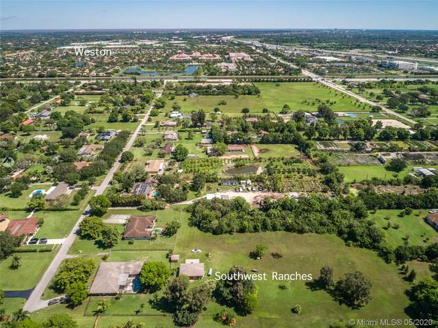 5050 SW 163rd Ave, Southwest Ranches, FL 33331 (MLS #A10851448) :: The Teri Arbogast Team at Keller Williams Partners SW
