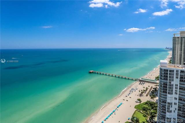16901 Collins Ave #3103, Sunny Isles Beach, FL 33160 (MLS #A10851530) :: The Riley Smith Group