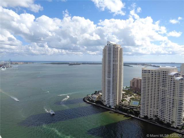 335 S Biscayne Blvd #3701, Miami, FL 33131 (MLS #A10851608) :: Green Realty Properties