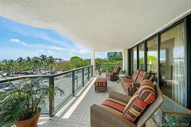 2575 S Bayshore Dr 5A, Miami, FL 33133 (MLS #A10852265) :: Lifestyle International Realty