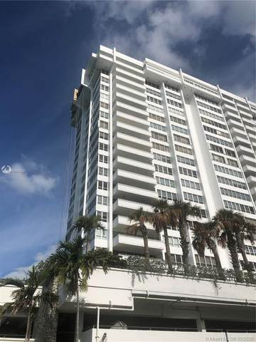 11 Island Ave #2102, Miami Beach, FL 33139 (MLS #A10852338) :: The Pearl Realty Group