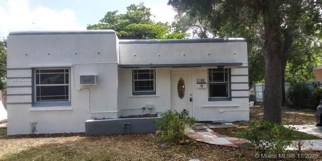 1160 NE 131st St, North Miami, FL 33161 (MLS #A10852504) :: Albert Garcia Team