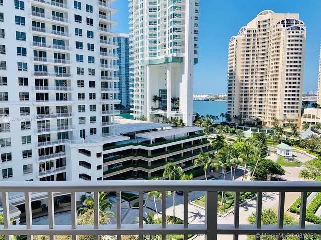 701 Brickell Key Blvd #1106, Miami, FL 33131 (MLS #A10852801) :: The Rose Harris Group