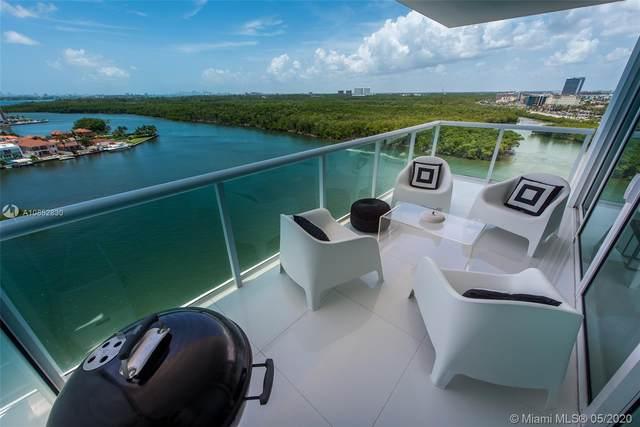 400 Sunny Isles Blvd #1401, Sunny Isles Beach, FL 33160 (MLS #A10852830) :: The Pearl Realty Group