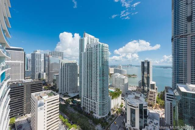 1010 Brickell Ave #1810, Miami, FL 33131 (MLS #A10854076) :: Prestige Realty Group