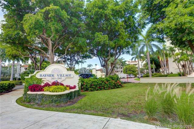 Fisher Island Dr Fisher Island Dr #2423, Miami, FL 33109 (MLS #A10854420) :: Re/Max PowerPro Realty