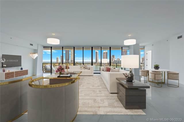 5500 Island Estates Dr #908, Aventura, FL 33160 (MLS #A10854426) :: United Realty Group