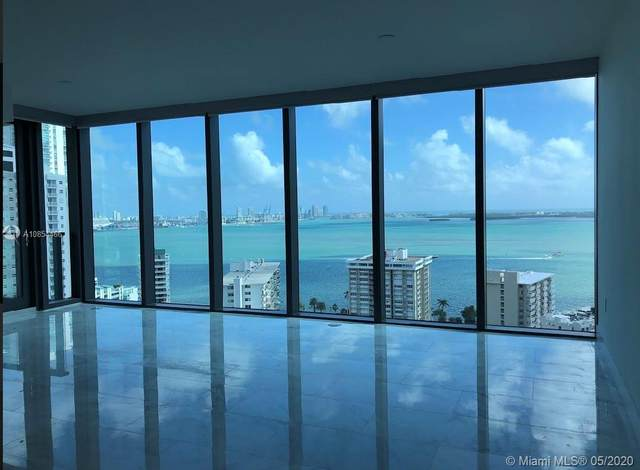 1451 Brickell Ave #2301, Miami, FL 33131 (MLS #A10854466) :: Berkshire Hathaway HomeServices EWM Realty