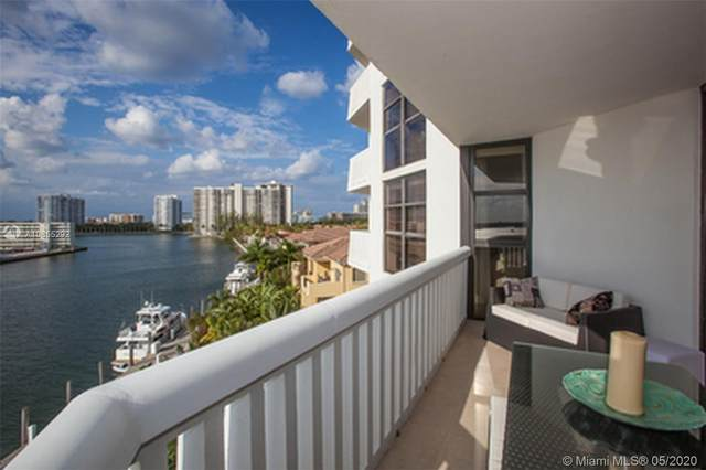 1000 E Island Blvd #610, Aventura, FL 33160 (MLS #A10855292) :: United Realty Group