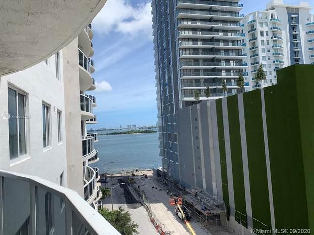 601 NE 23rd St #805, Miami, FL 33137 (MLS #A10855794) :: Prestige Realty Group