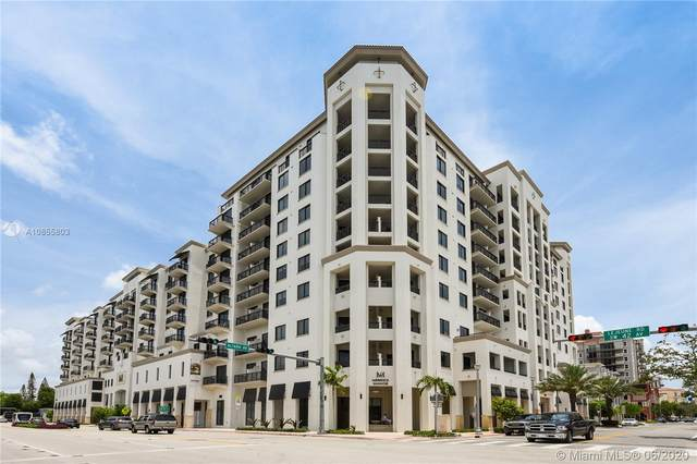 301 Altara Ave #632, Coral Gables, FL 33146 (MLS #A10855803) :: Ray De Leon with One Sotheby's International Realty