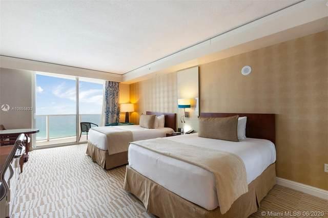 18001 Collins Ave #1606, Sunny Isles Beach, FL 33160 (MLS #A10855833) :: Berkshire Hathaway HomeServices EWM Realty