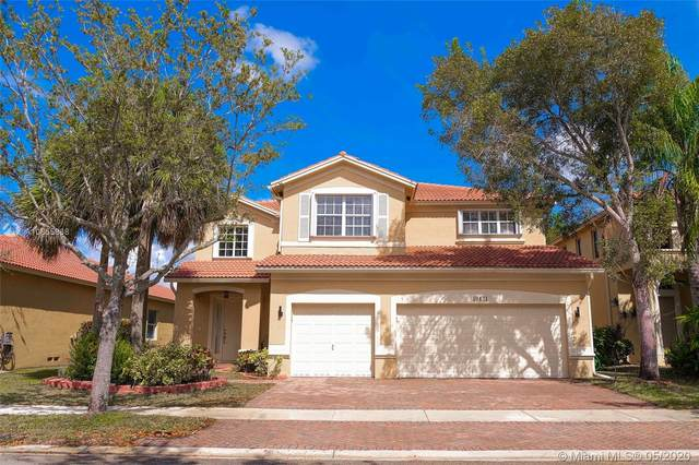 19431 Stonebrook St, Weston, FL 33332 (MLS #A10855838) :: The Teri Arbogast Team at Keller Williams Partners SW