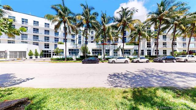 2001 Meridian Ave #109, Miami Beach, FL 33139 (MLS #A10855928) :: Castelli Real Estate Services