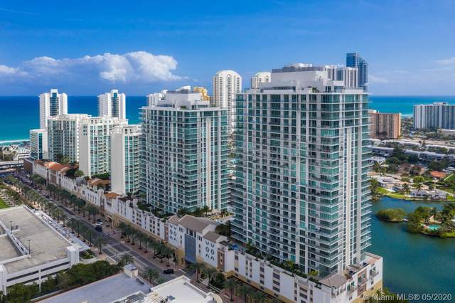 300 Sunny Isles Beach Blvd. Ts-3, Sunny Isles Beach, FL 33160 (MLS #A10856639) :: The Riley Smith Group