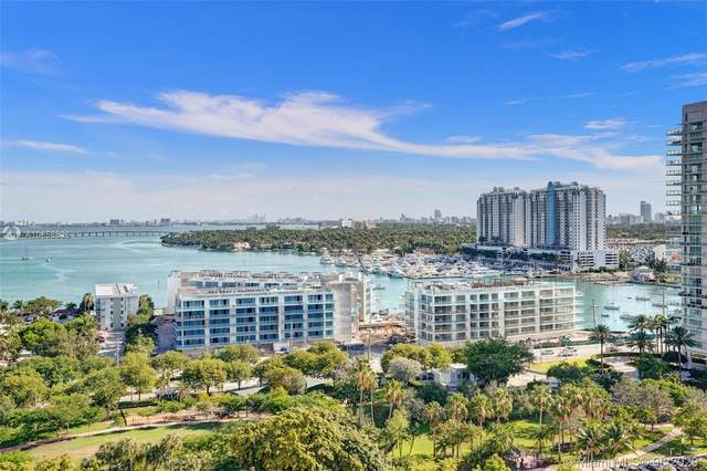 9 Island Ave #1709, Miami Beach, FL 33139 (MLS #A10856836) :: Berkshire Hathaway HomeServices EWM Realty