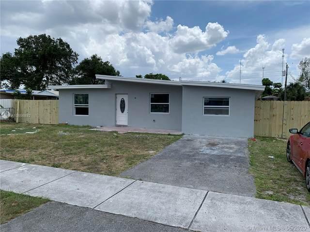 130 N Edmund Rd, West Park, FL 33023 (MLS #A10856892) :: Laurie Finkelstein Reader Team