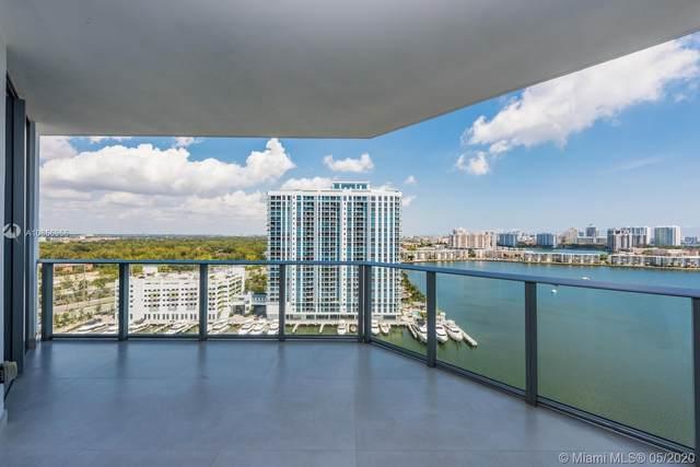 17111 Biscayne Blvd #1807, North Miami Beach, FL 33160 (MLS #A10856966) :: Green Realty Properties