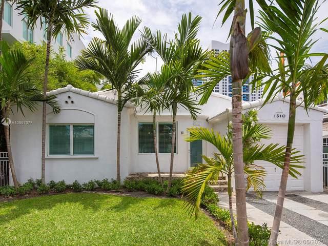 1310 Flamingo Way, Miami Beach, FL 33139 (MLS #A10857077) :: Julian Johnston Team