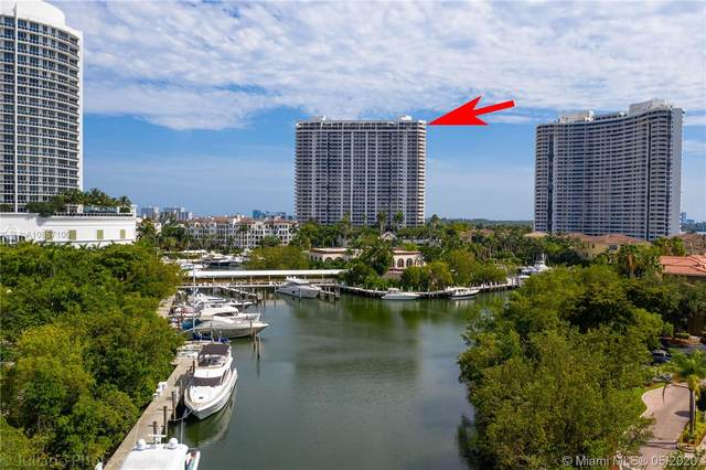 2000 Island Blvd Ph-6, Aventura, FL 33160 (MLS #A10857106) :: The Riley Smith Group