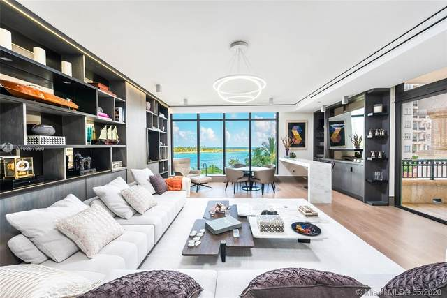 7046 Fisher Island Dr #7046, Miami Beach, FL 33109 (MLS #A10857560) :: Berkshire Hathaway HomeServices EWM Realty