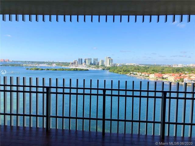 1 Grove Isle Dr A1704, Miami, FL 33133 (MLS #A10857712) :: The Teri Arbogast Team at Keller Williams Partners SW