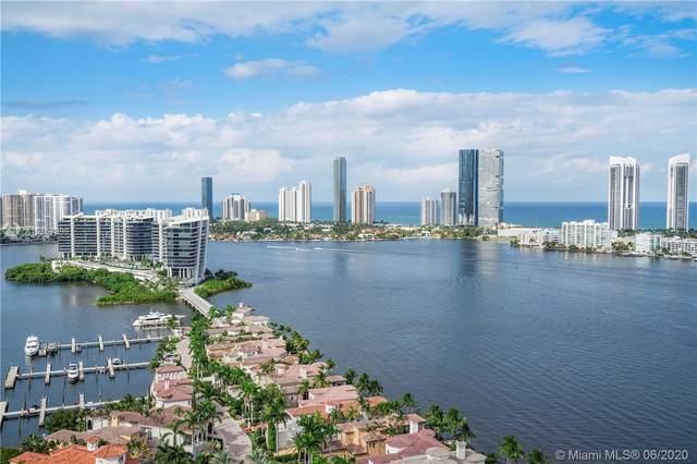 4000 Island Blvd #2804, Aventura, FL 33160 (MLS #A10857890) :: ONE Sotheby's International Realty