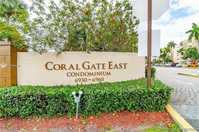 6960 Miami Gardens Dr 2-518, Hialeah, FL 33015 (MLS #A10858277) :: Berkshire Hathaway HomeServices EWM Realty