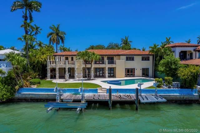 6300 N Bay Rd, Miami Beach, FL 33141 (MLS #A10858575) :: Julian Johnston Team