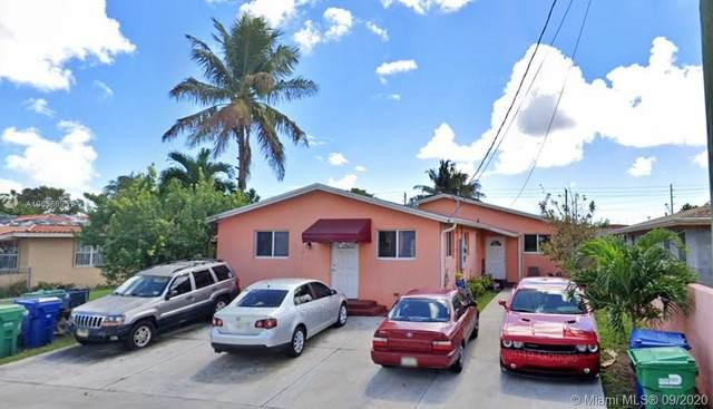 3146 NW 28th St, Miami, FL 33142 (MLS #A10858695) :: Albert Garcia Team