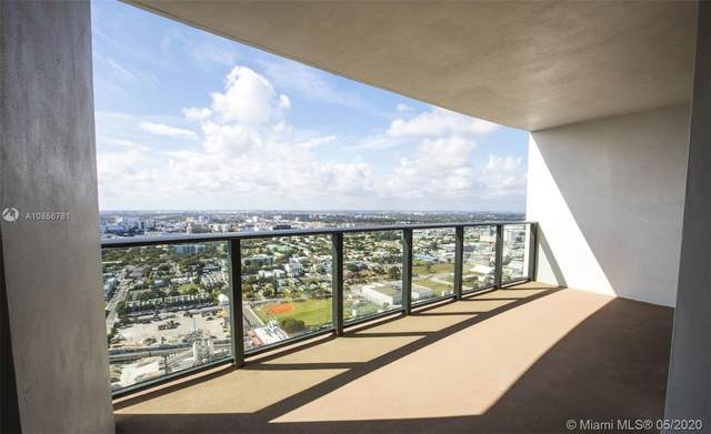1600 NE 1ST AVENUE #1612, Miami, FL 33132 (MLS #A10858781) :: Patty Accorto Team