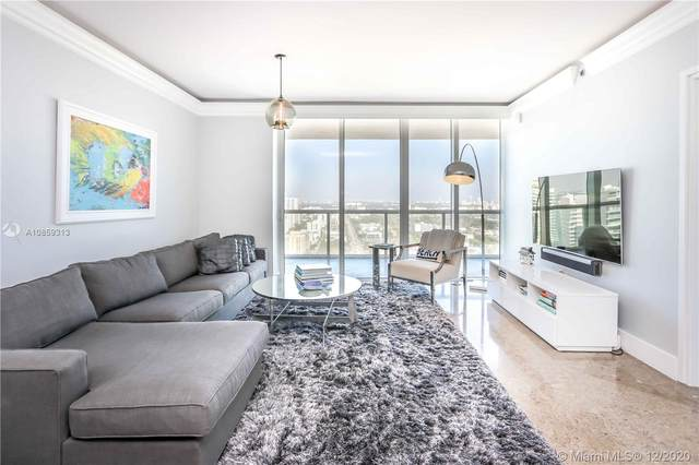 450 Alton Rd #2806, Miami Beach, FL 33139 (MLS #A10859313) :: Berkshire Hathaway HomeServices EWM Realty