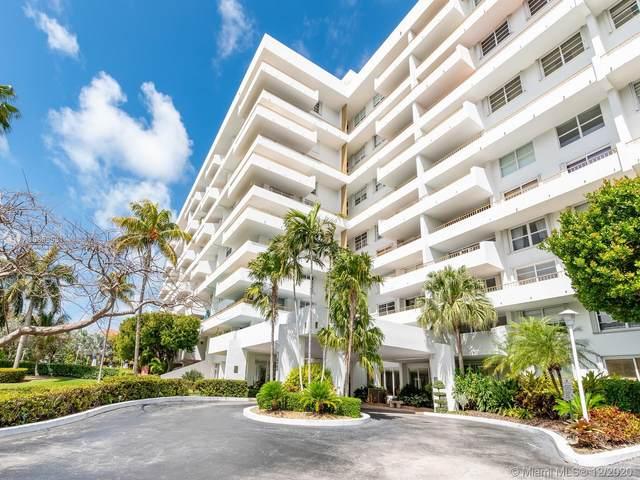 155 Ocean Lane Dr #506, Key Biscayne, FL 33149 (MLS #A10859531) :: Green Realty Properties